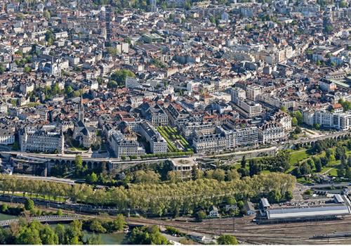 Cœur de ville de Pau - projet d'ensemble pour dynamiser le marché de l'habitat avec Action Logement