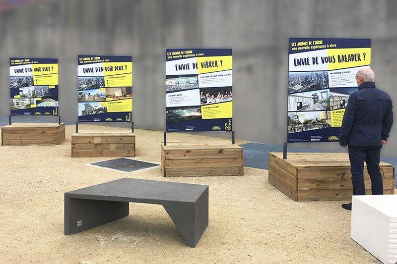Séance plénière : Communiquer sur les projets urbains