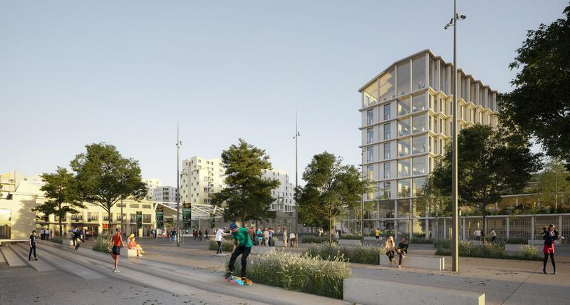 Clermont-Ferrand : projet ILO23, transformation d'un ancien site historique en espace de vie