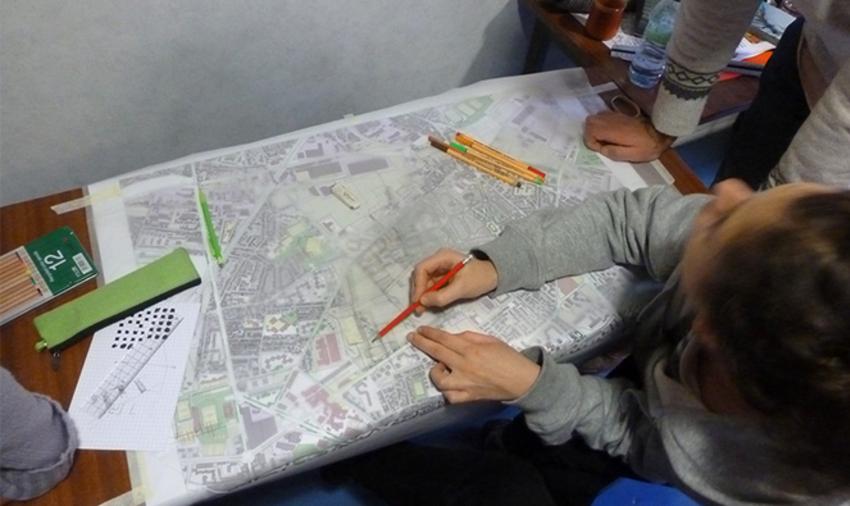 L'école urbaine de Sciences Po hors de ses murs